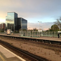 Photo taken at East Croydon Railway Station (ECR) by Martial B. on 5/15/2013