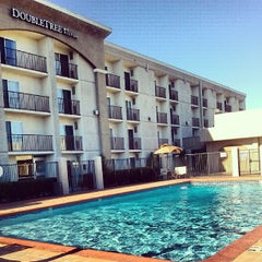 Photo taken at DoubleTree by Hilton Hotel Livermore by Sarah M. on 8/29/2013