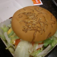 Photo taken at McDonald's by Suus B. on 10/20/2012