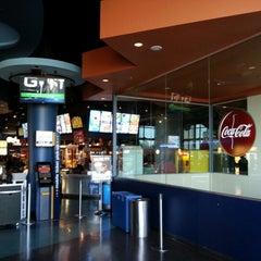 Photo taken at SilverCity Metropolis Cinemas by Kin L. on 10/6/2012