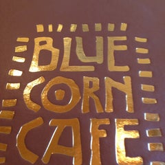 Photo taken at Blue Corn Cafe And Brewery by Alison O. on 6/9/2013