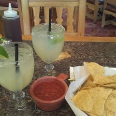 Photo taken at El Pinto Restaurant & Cantina by Alison O. on 6/10/2013