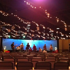 Photo taken at ONEchapel by Jackson P. on 12/8/2012