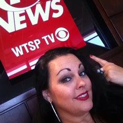 Photo taken at WTSP Channel 10 by Bobbie K. on 8/1/2014