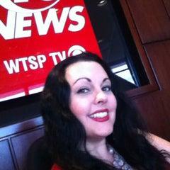 Photo taken at WTSP Channel 10 by Bobbie K. on 6/20/2014
