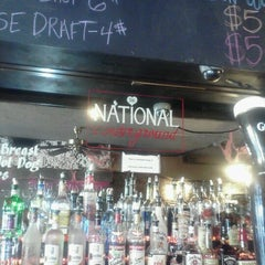 Photo taken at National Underground by Tina S. on 10/13/2012