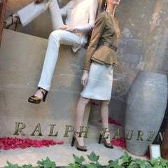 Photo taken at Ralph Lauren by Benny A. on 5/28/2015