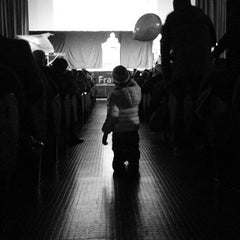 Photo taken at CineTeatro Don Bosco by Giovanni S. on 11/13/2013