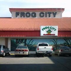 Photo taken at Frog City Travel Plaza by Yolanda H. on 12/14/2012
