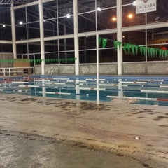 Photo taken at Complejo Deportivo Orizaba (CDO) by Jorge C. on 9/25/2013