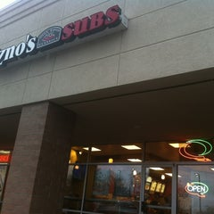 Photo taken at Quiznos by Gregg P. on 5/13/2014