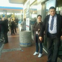 Photo taken at Area di Servizio Bisenzio Est by Roberto B. on 10/20/2012