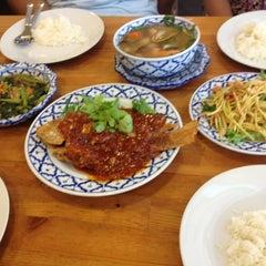 Photo taken at Nakhon Kitchen by Sheldon D. on 7/26/2013