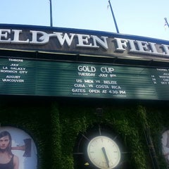 Photo taken at Providence Park by Judas M. on 7/10/2013
