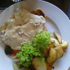 Photo taken at Bariloche Restaurant by Héctor O. on 12/29/2012