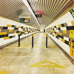 Photo taken at Metro =B= Anděl by Lukáš B. on 10/9/2015