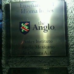 Photo taken at The Anglo by René R. on 1/14/2013