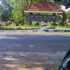 Photo taken at Divisi Munisi PT. PINDAD (Persero) by Irvando L. on 7/4/2014