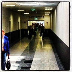Photo taken at S Flughafen Wien / Vienna Airport by Helmut K. on 6/14/2013