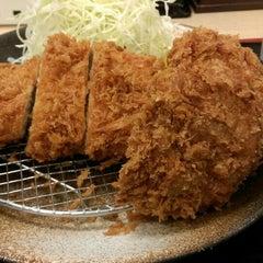 Photo taken at 松乃家 中野店 by Dingo l. on 9/2/2015
