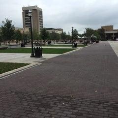 Photo taken at Kyle Field Zone Plaza by Jason JAY J. on 9/11/2015
