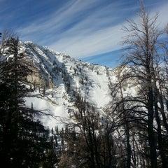 Photo taken at Solitude Mountain Resort by Elisabeth O. on 2/3/2013