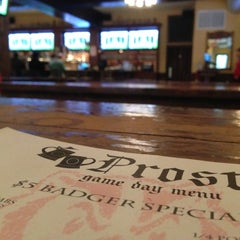 Photo taken at Prost by Megan M. on 10/13/2012