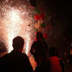 Photo taken at Mandala by Oscar D. on 9/16/2012