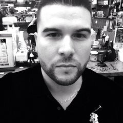 Photo taken at Carl's Barber Shop by Carlos G. on 1/26/2014