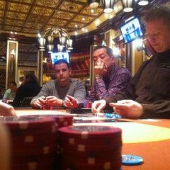 Photo taken at Bellagio Poker Room by Igor B. on 1/5/2013