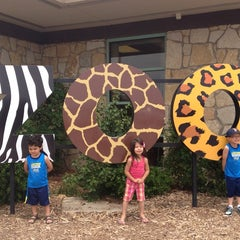 Photo taken at Abilene Zoo by Kasey P. on 5/17/2014