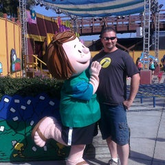 Photo taken at Camp Snoopy by Annette H. on 3/23/2013
