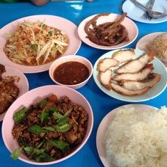 Photo taken at ร้านอาหาร 3 ภาค by Cattaleeya K. on 6/6/2014