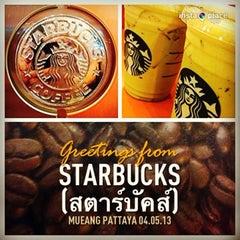 Photo taken at Starbucks (สตาร์บัคส์) by Alexander P. on 5/4/2013