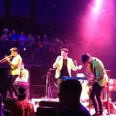 Photo taken at Austin Music Hall by Chandra on 3/17/2013