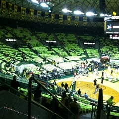 Photo taken at Ferrell Center by Jane H. on 3/2/2013
