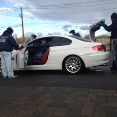 Photo taken at Magic Touch Auto Spa by Mark P. on 11/24/2012