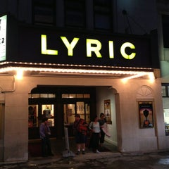 Photo taken at The Lyric Theatre by Brett S. on 7/28/2013