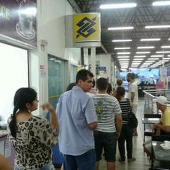 Photo taken at Banco do Brasil by Emanoel G. on 5/9/2013