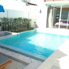 Photo taken at Apsaras Beach Resort And Spa Phang Nga by Matthew H. on 1/14/2013