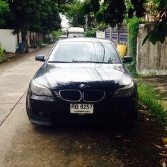 Photo taken at car wash by Abhishek on 9/25/2013