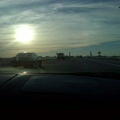 Photo taken at President George Bush Turnpike (PGBT) by Mr.BlingBlinkyofTX B. on 2/22/2013