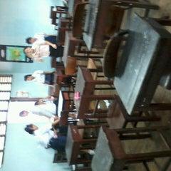 Photo taken at โรงเรียนวัดประดู่ในทรงธรรม (Pradoonaisongtham School) by Niin n. on 9/20/2013