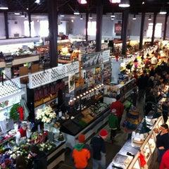 Photo taken at Lancaster Central Market by Mark K. on 12/22/2012