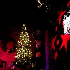 Photo taken at Hilarities 4th Street Theatre by Laura W. on 1/1/2013