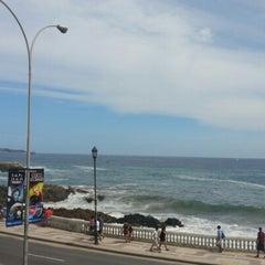 Photo taken at Castillo del Mar by Luciana D. on 2/10/2013