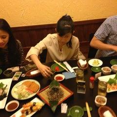 Photo taken at The Sushi Bar 5 @ Thiên Sơn Plaza by SuSimi💥🔥 on 3/15/2013