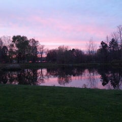 Photo taken at Sully's Trail Pond by Stephen Y. on 4/30/2013