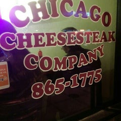 Photo taken at Chicago Cheesesteak Company by what white elephant on 11/14/2015
