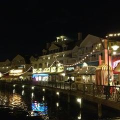 Photo taken at Disney's Boardwalk Villas by C.J. G. on 12/27/2012